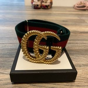 Gucci women's belt torchen